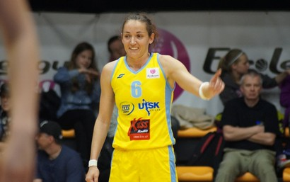 "Laia Palau: ""Vamos a intentar competir para estar en la Final Four"""